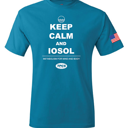 Keep Calm and Iosol T-Shirt