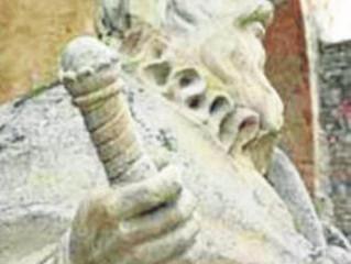 Paseo de Alfonso X 'El Sabio' por Jerez