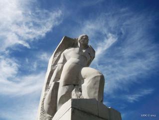 El Monumento dedicado al Arrumbador