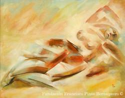 Desnudo tumbado