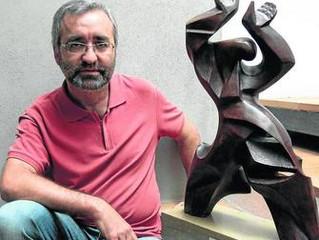 """La familia de Pinto Berraquero quiere """"ceder"""" su obra a la ciudad"""