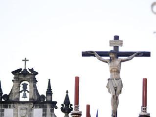 Distintos actos con motivo del cincuenta aniversario del Santísimo Cristo del Perdón