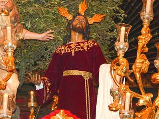 Obras de Francisco Pinto Berraquero en la Semana Santa de nuestra ciudad