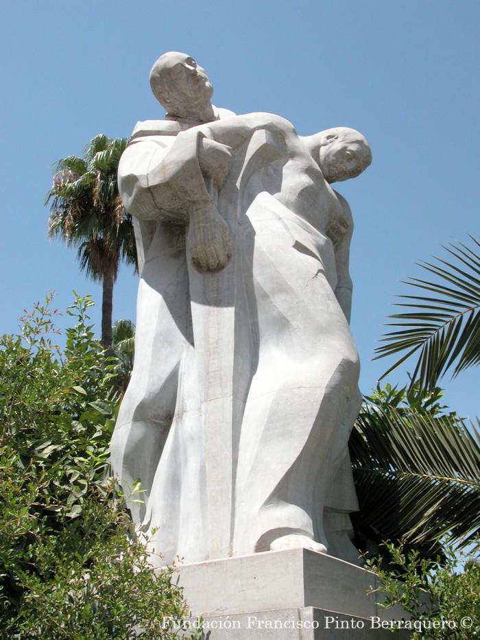 Monumento a San Juan de Dios