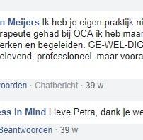 Testimonial Petra Korsten Meijers 201708
