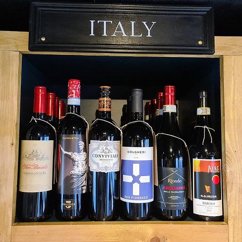 Taste of Italy - Red