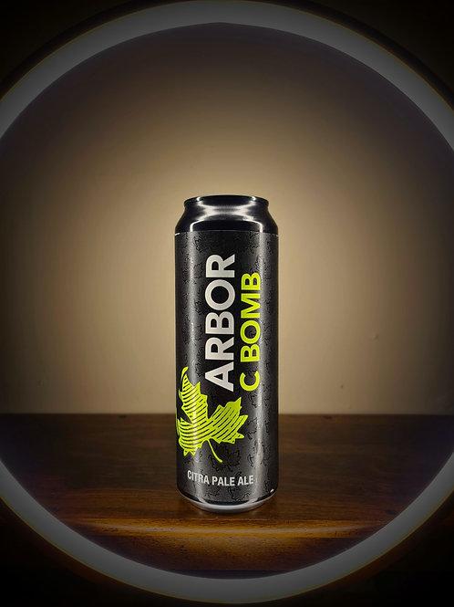 Arbor 'C Bomb' Citra Pale Ale, Bristol