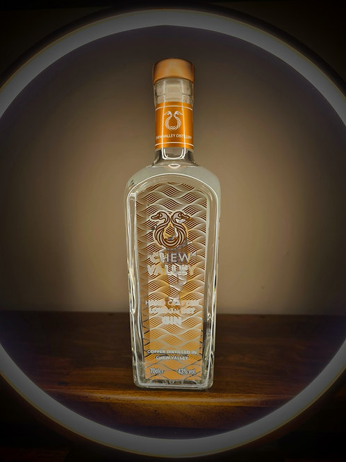 Chew Valley Hand Crafted London Dry Gin, England