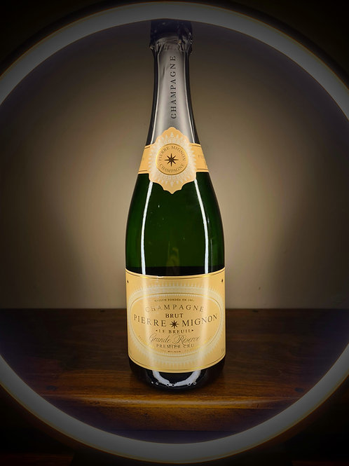 Pierre Mignon Grande Reserve Champagne, France