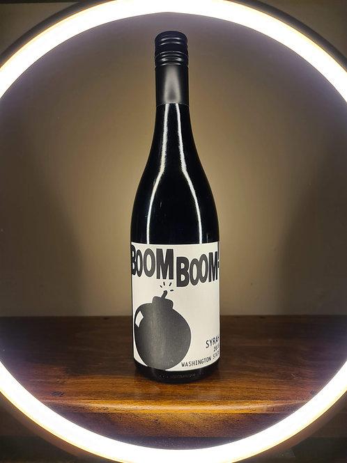 Boom Boom Syrah 2018, U.S.A