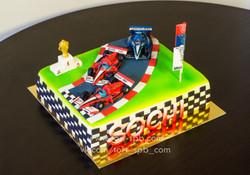 Торт Формула-1