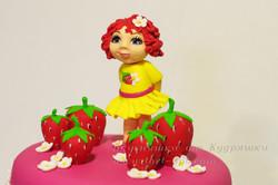 Торт для маленькой девочки