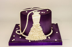 Торт для дамы