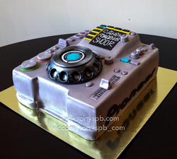 Торт Диджейский пульт Pioneer