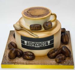 Торт Чашка кофе