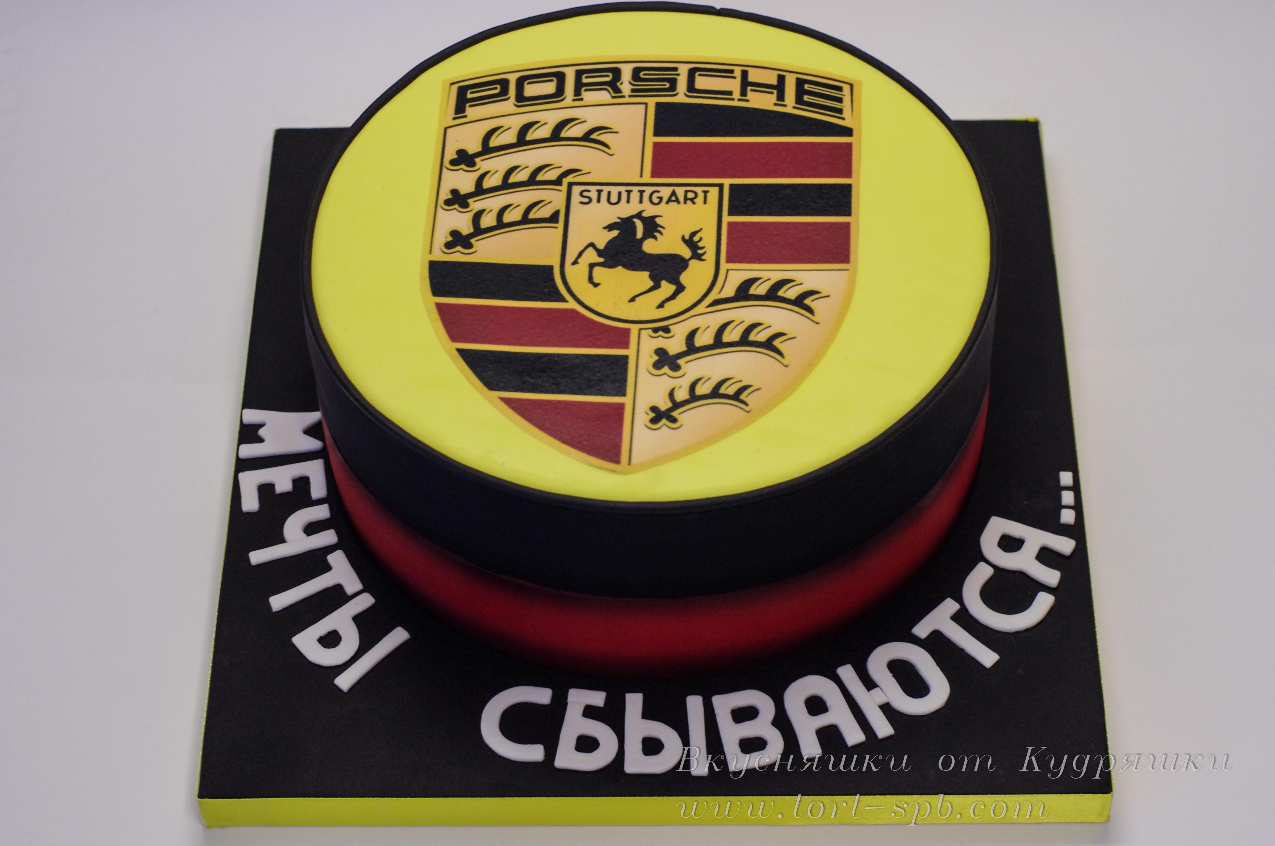 Торт Порше