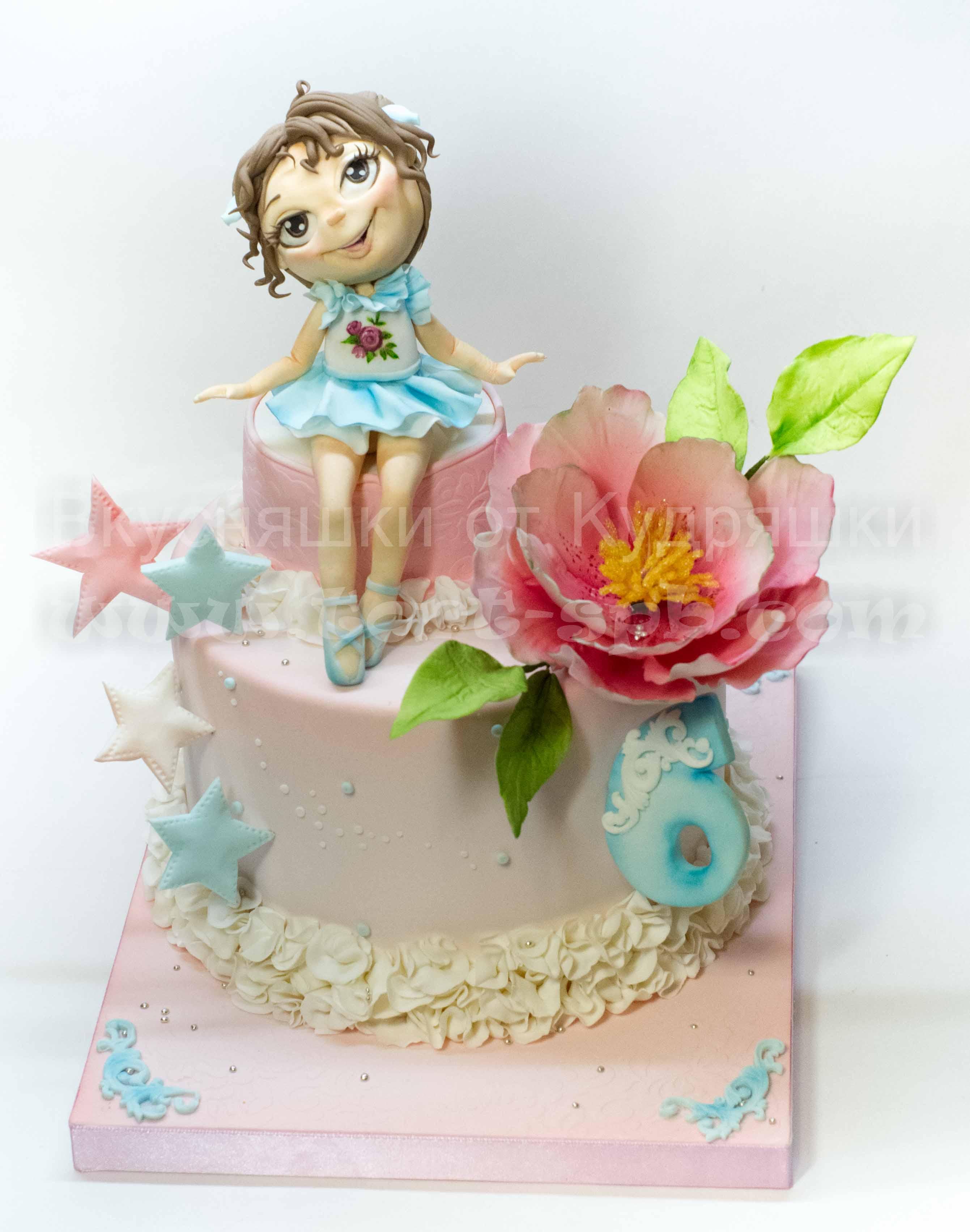 Торт балет