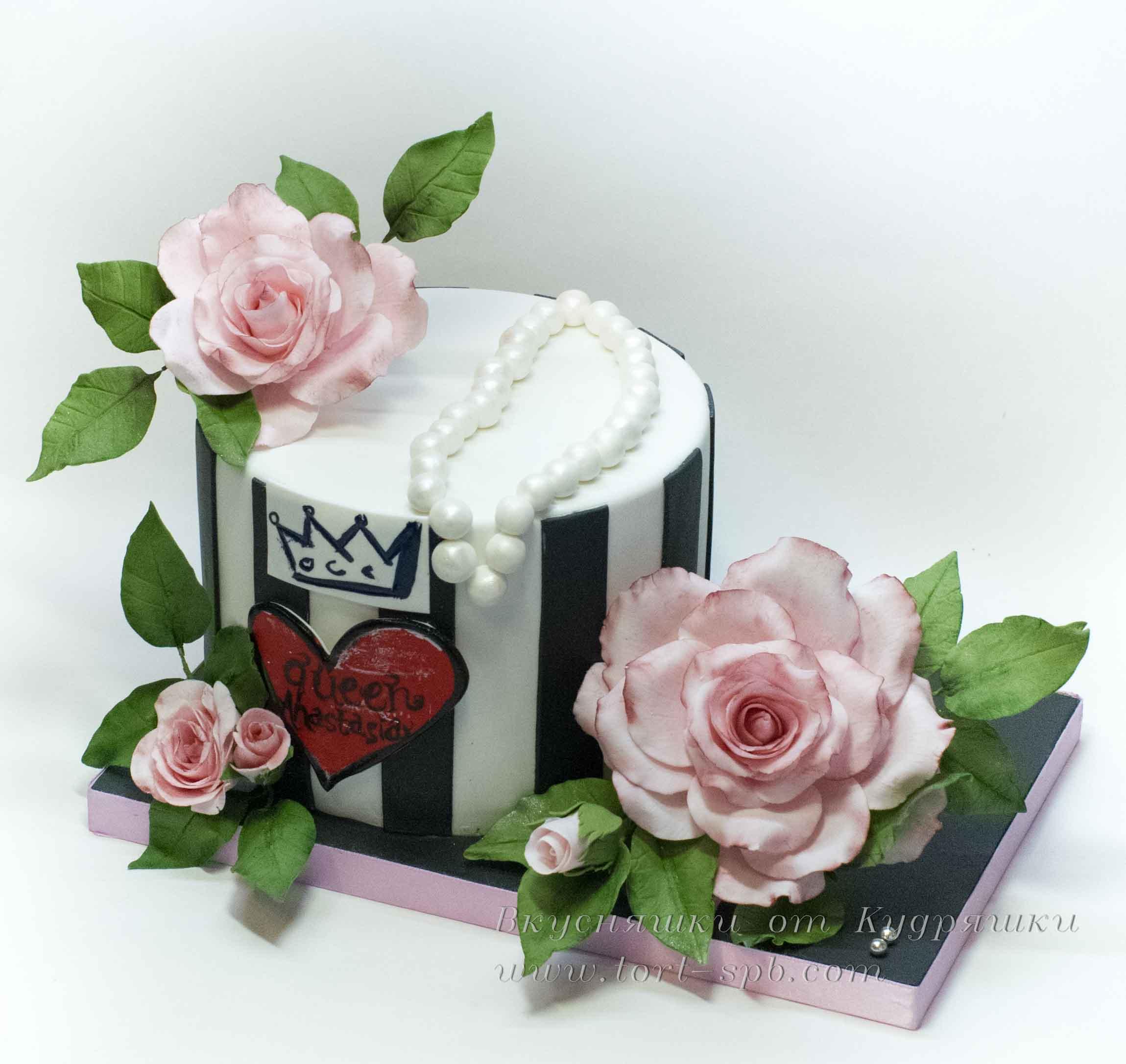 Торт Dior