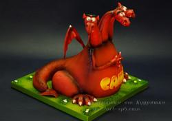 Торт Змей Горыныч