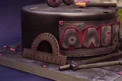 Торт строителю, архитектору