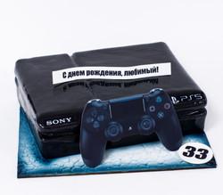 торт игровая приставка