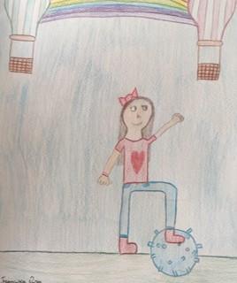 Francisca Pires - 10 anos