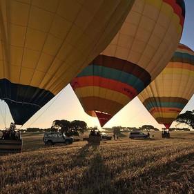 Balloon flights Alentejo - Portugal 🇵🇹