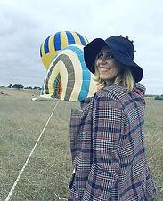 We Go Up in Style #upalentejo #balloonin