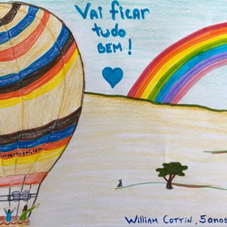 William Cottin - 5 anos