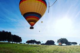 Balão de ar quente no Alentejo! #passeio