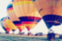 Passeios de balão - Alentejo #castroverd