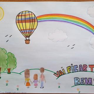 Mafalda Martins - 9 anos
