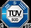 TÜV-SÜD für Canada/USA
