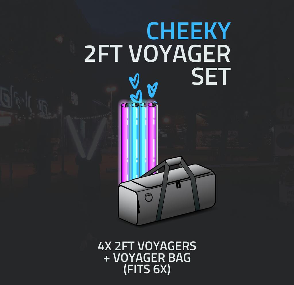 [DS02805005] Voyager Smartlight Set 4x2f