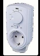 interBär Steckdose-Thermostat