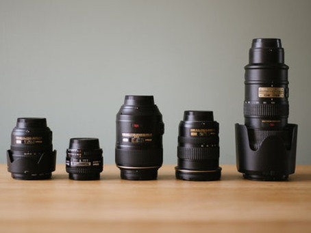 Qual lente eu preciso? Um guia para comprar sua próxima lente de câmera DSLR