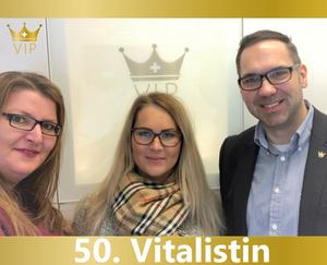 VIP Vitalisten, Intensivpflege mit 50. Kollegin, Pflege