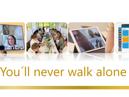 You´ll never walk alone! Teamarbeit bei den Vitalisten