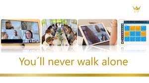 You´ll never walk alone VIP GmbH Vitalisten Intensivpflege