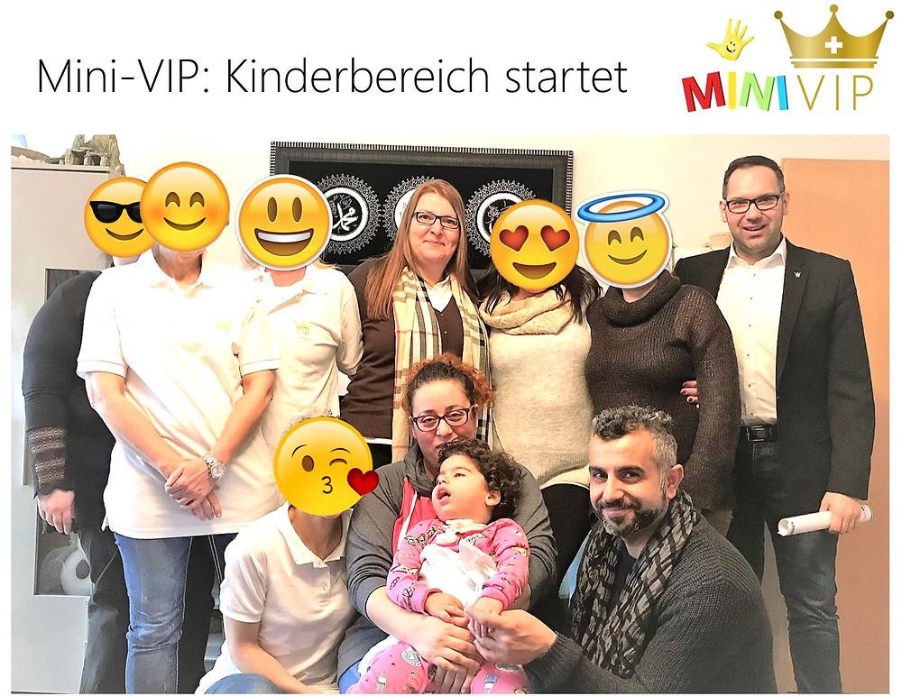 VIP Vitalisten Kinderbereich Intensivpflege