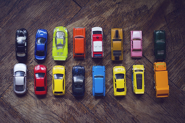 assorted-colorful-car-collection-on-floo