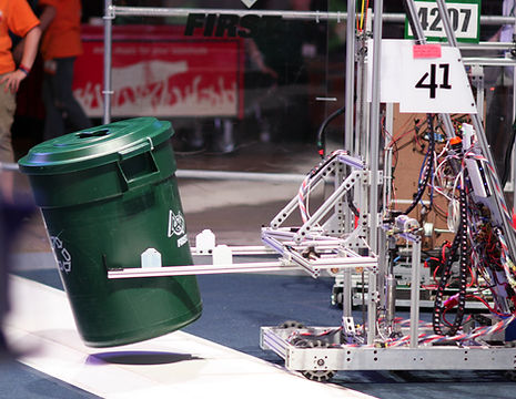 WHEAT Foundation - FIRST robotics Team 41