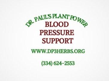 DP3 - BLOOD PRESSURE SUPPORT