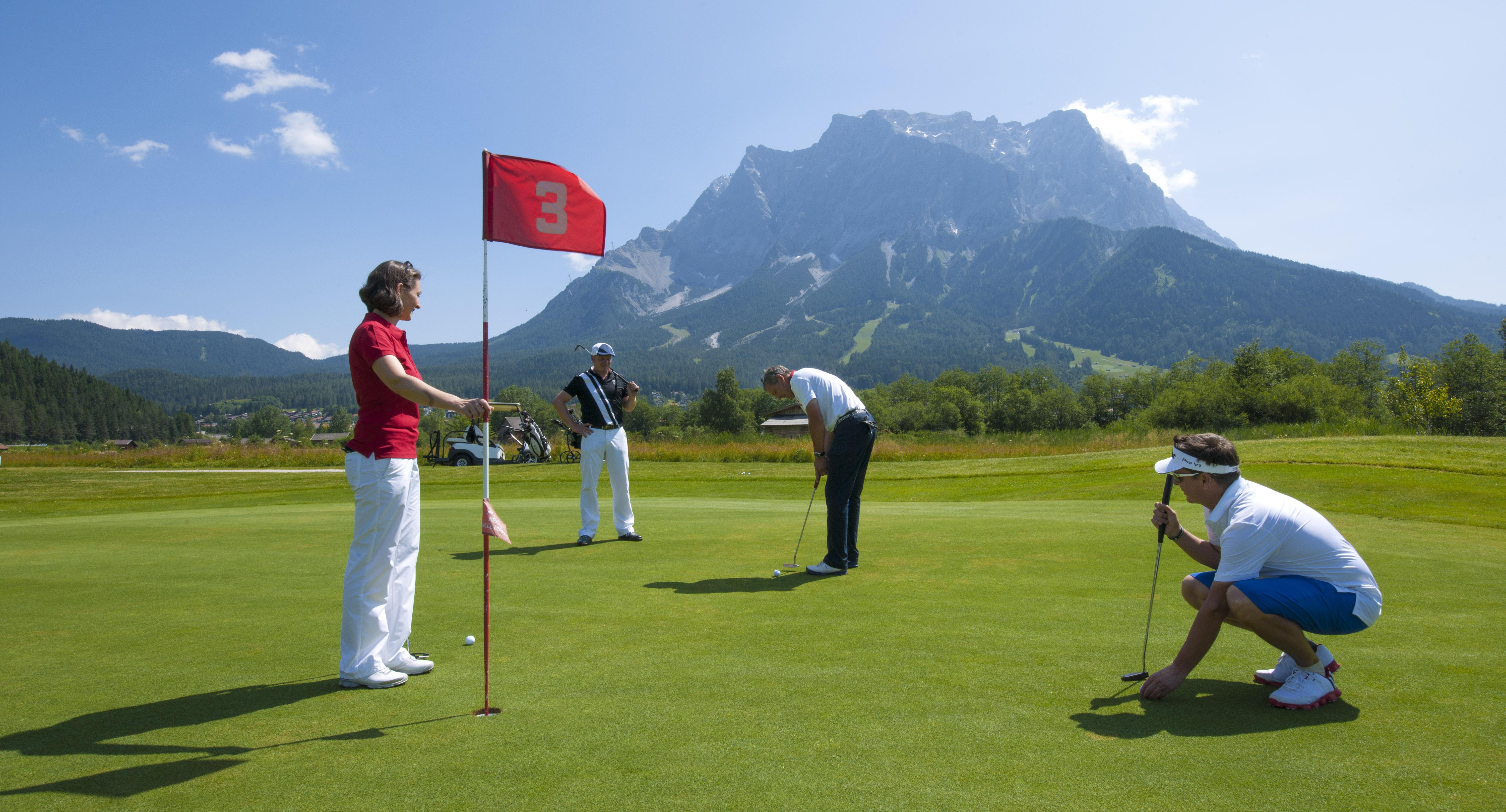 GOLFCLUB Zugspitze-Tirol