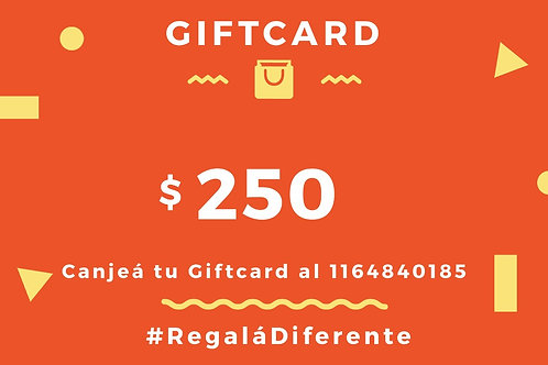 Giftcard Classic