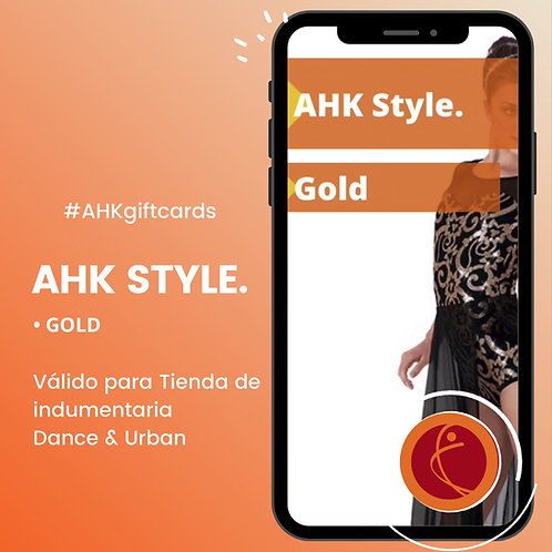 Giftcard Gold AHK STYLE