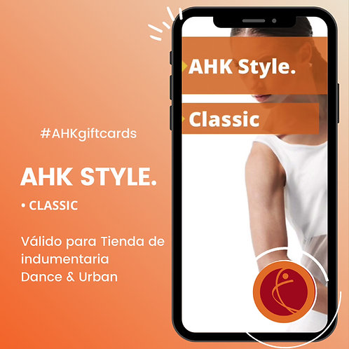 Giftcard Classic AHK STYLE