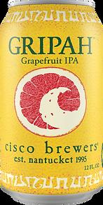 Cisco Brewers Gripah IPA