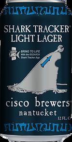 Cisco Brewers Shark Tracker Light Lager