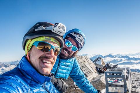 Summits of Switzerland - die letzteharte Entscheidung
